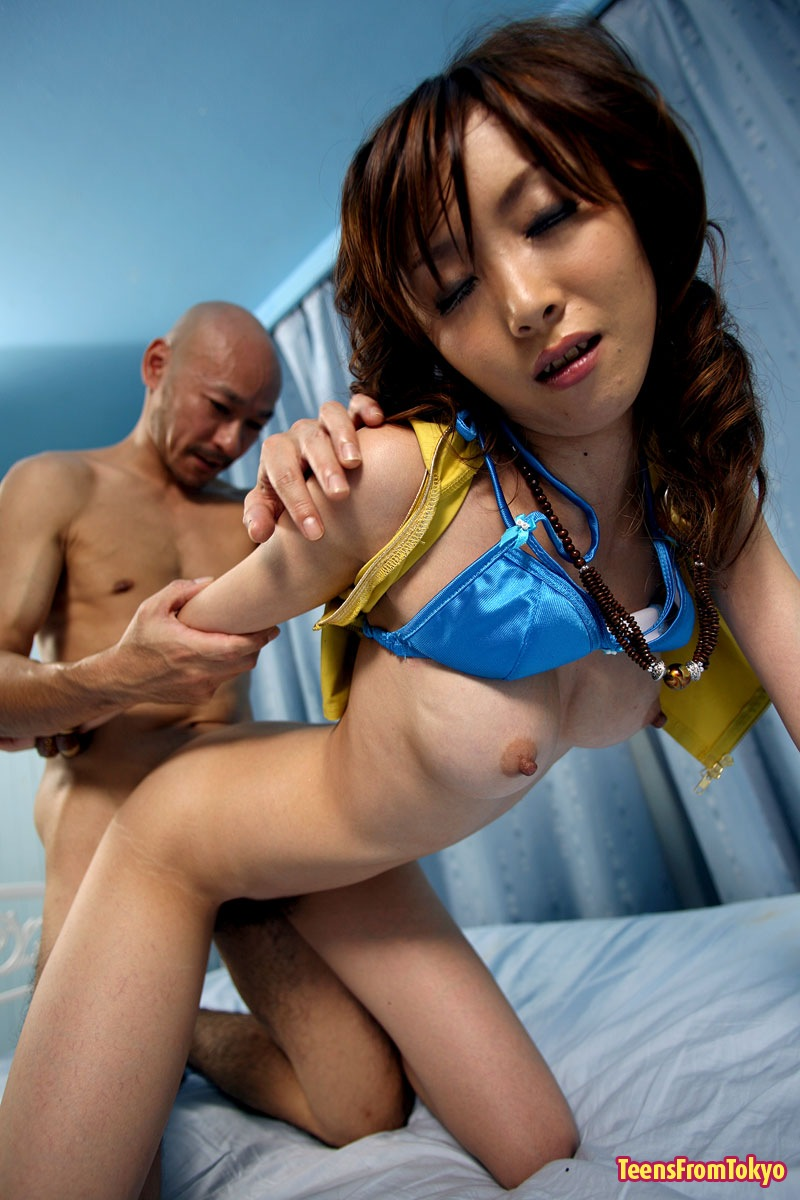 Asian Teen Is Fucked Hard 11