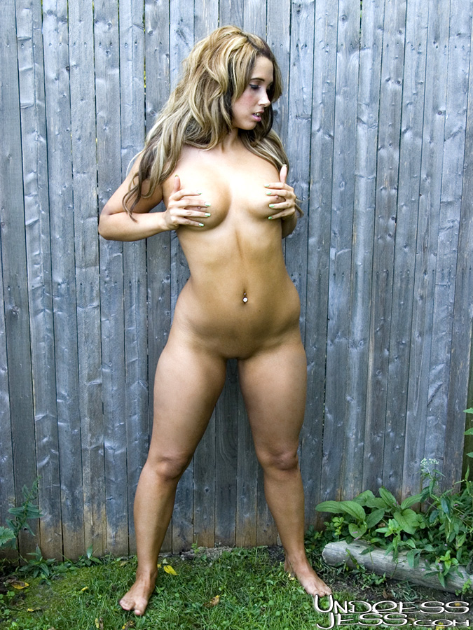 Girl undressing and getting naked video