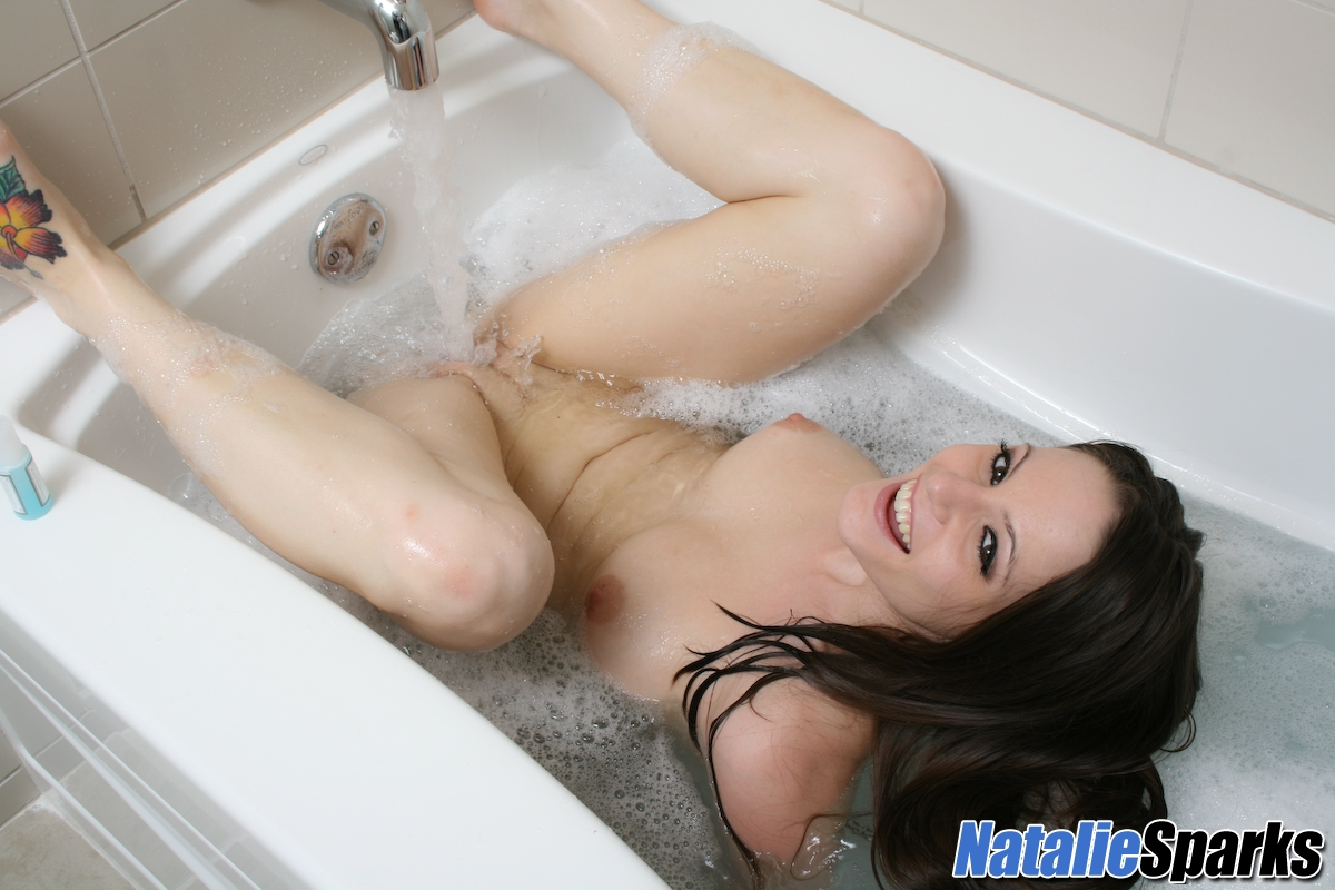 Masteración de bañera amateur