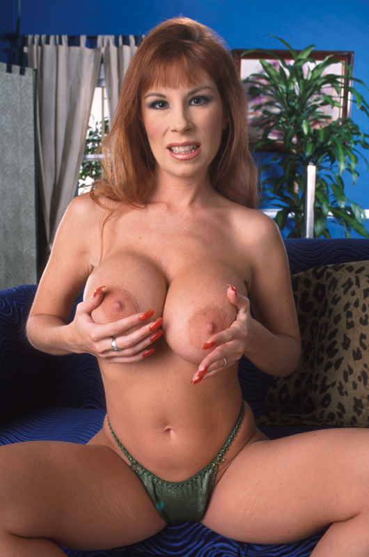 Haired milfs red