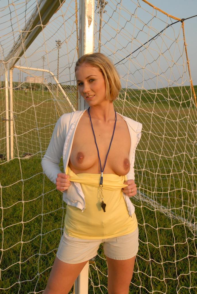 amateur soccer mom